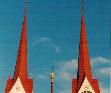Klosterkirche Muri Detail